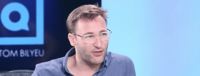Simon Sinek on Inside Quest